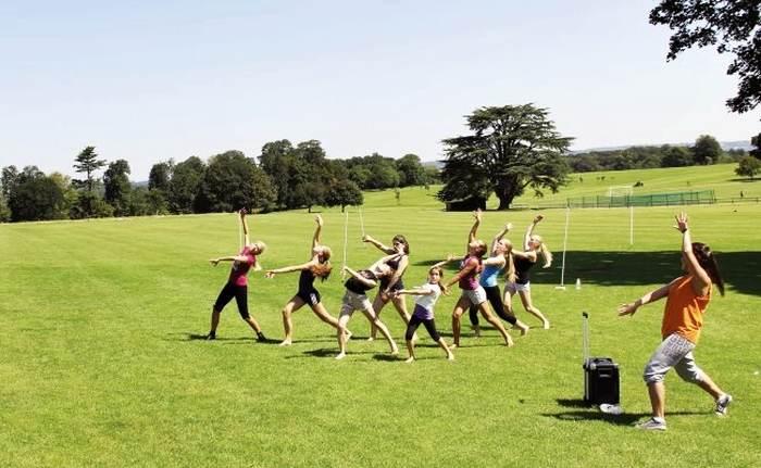 Занятия танцами в Exsportise, Seaford College