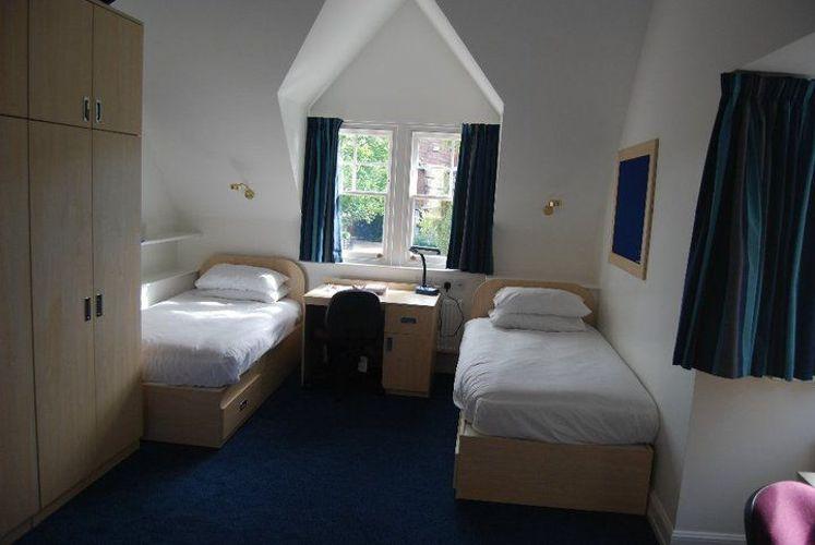 Двухместная комната в резиденции при St. Clare's School, Summer Teenagers, Oxford