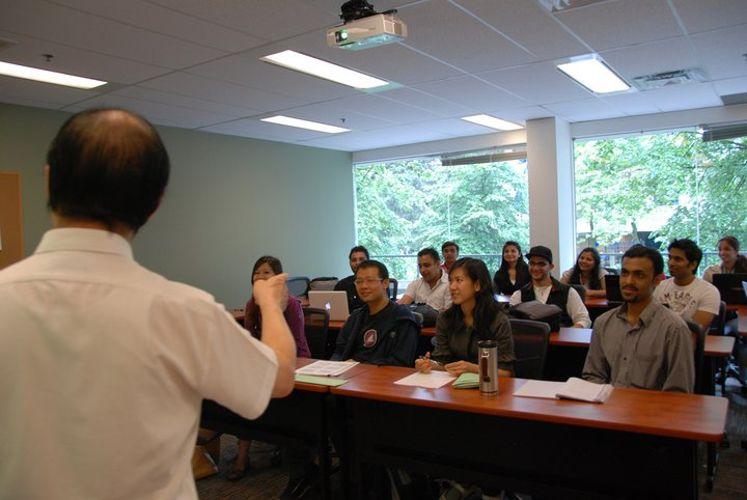 Учебный процесс в University Canada West