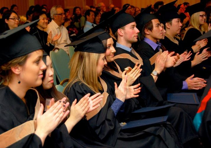 Выпускники University Canada West