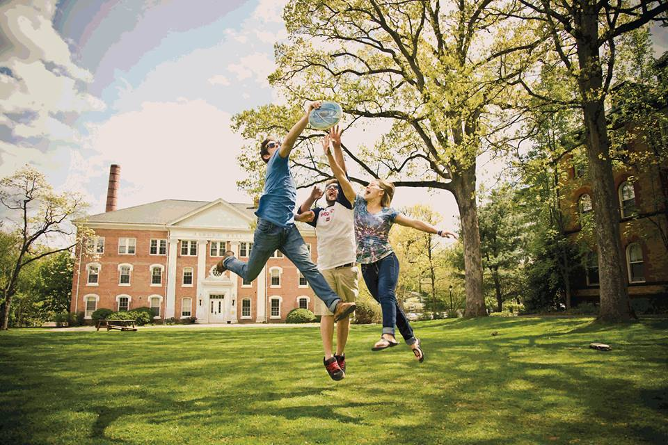 Студенты Drew University Madison