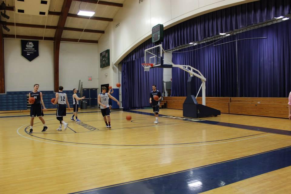 Спортивные занятия в Drew University Madison