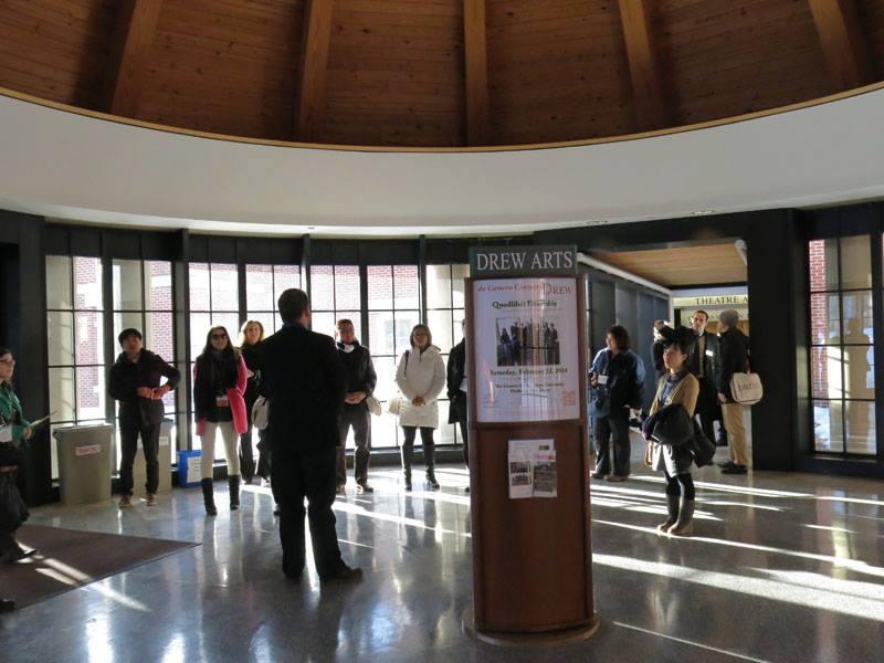 Холл Drew University Madison