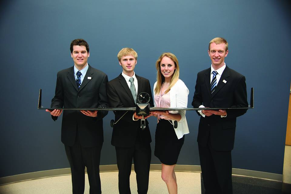 Студенты Saint Louis University