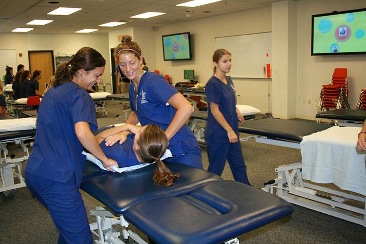 Обучение реабилитологов в Saint Louis University