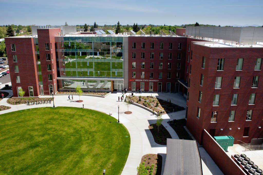 Главный вид Oregon State University