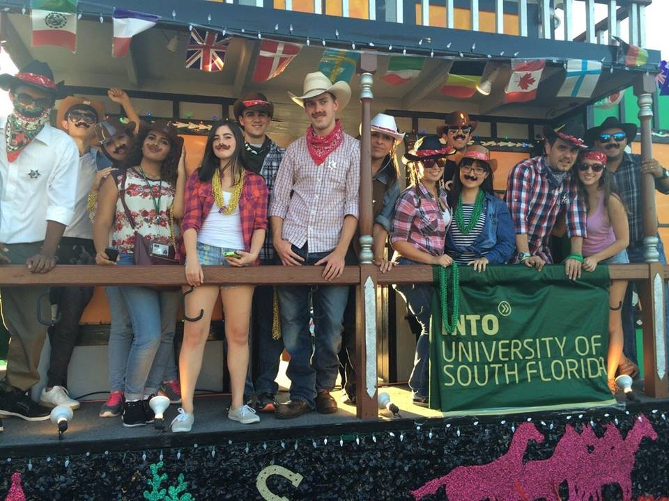Праздники в University of South Florida