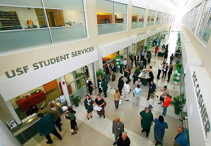 Политехническое отделение University of South Florida