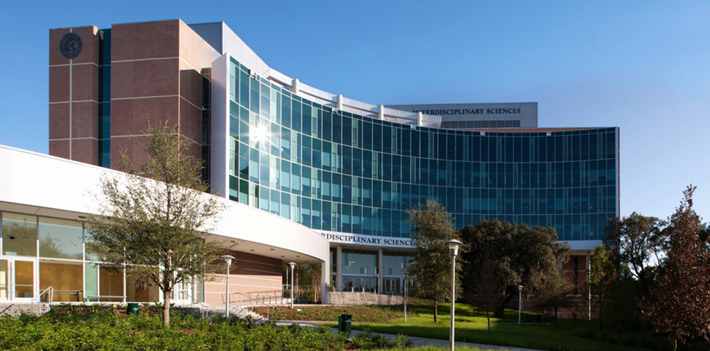 Корпус научной деятельности University of South Florida