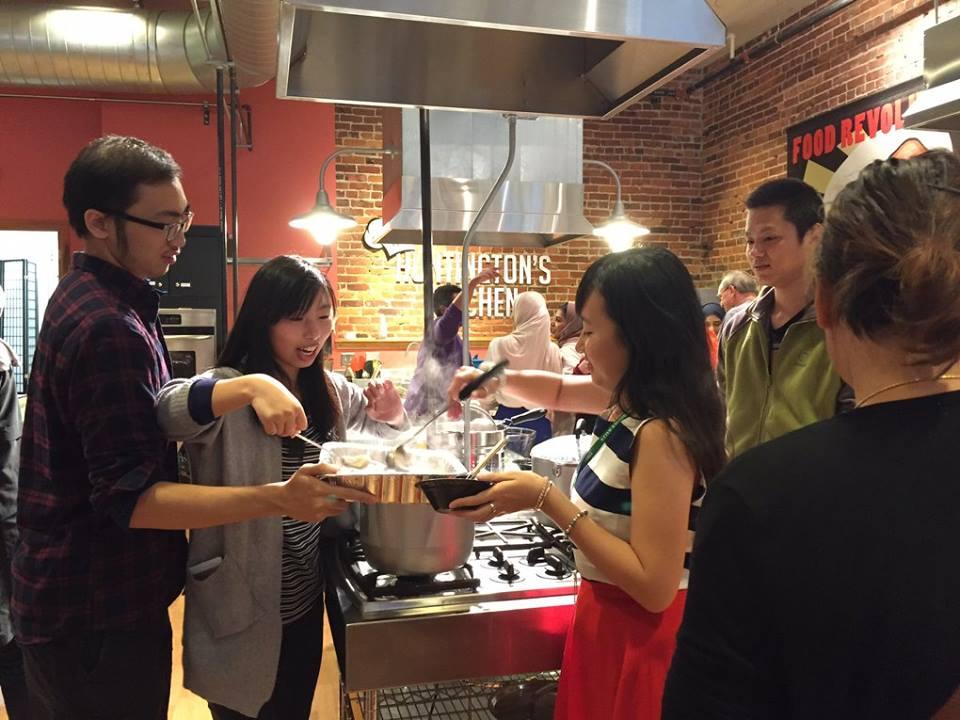 Кулинарные курсы в INTO Marshall University
