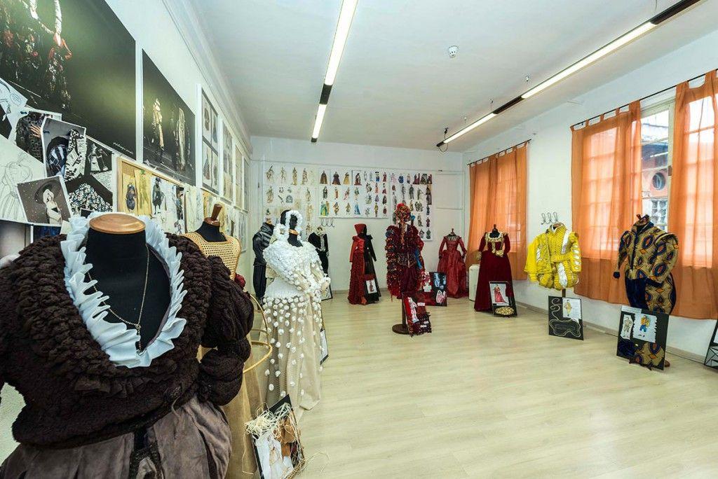 Мастерская Accademia Costume & Moda