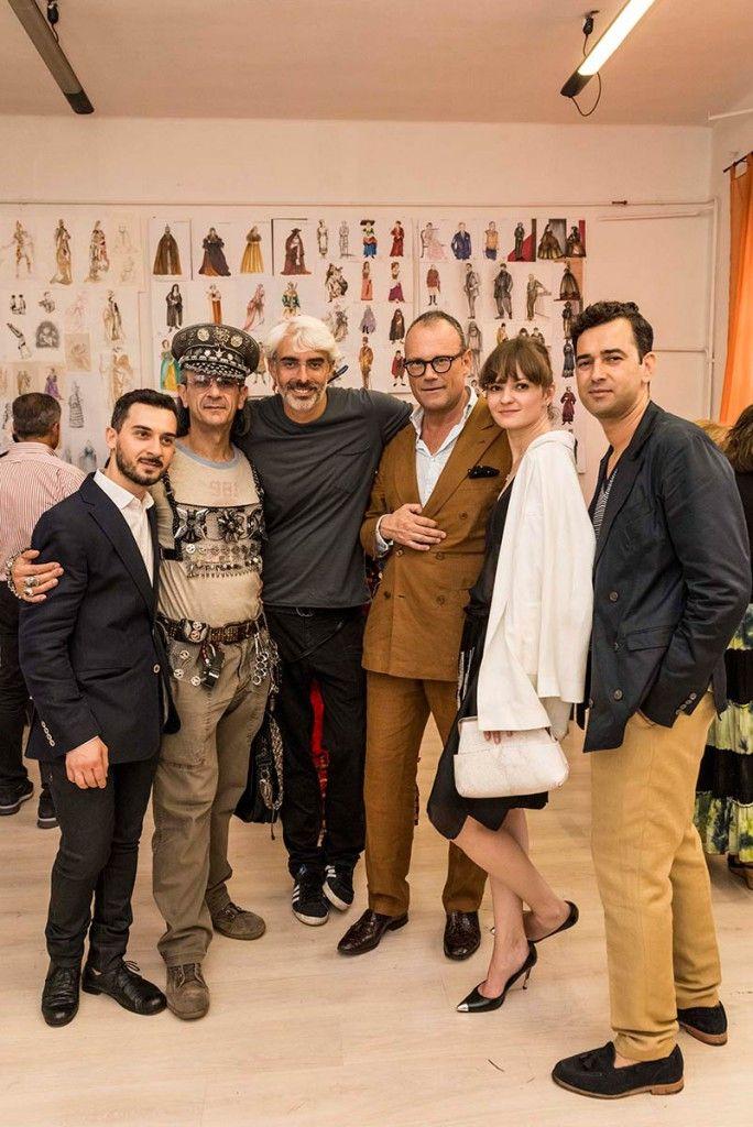 Преподаватели Accademia Costume & Moda