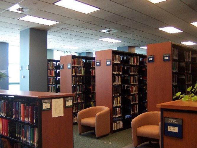 Библиотека INTO George Mason University
