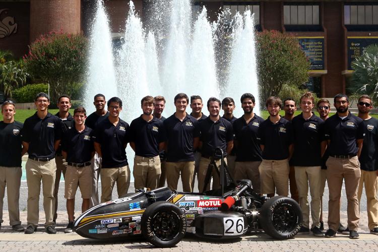 Команда гонок Формулы University of Central Florida