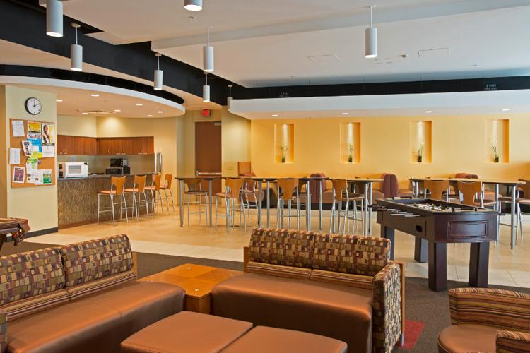Лаунж-зона University of Central Florida