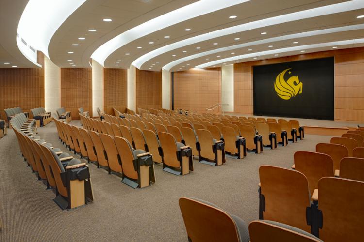 Лекционная аудитория University of Central Florida