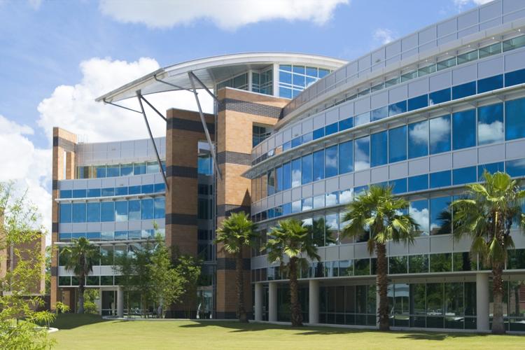 Один из корпусов University of Central Florida