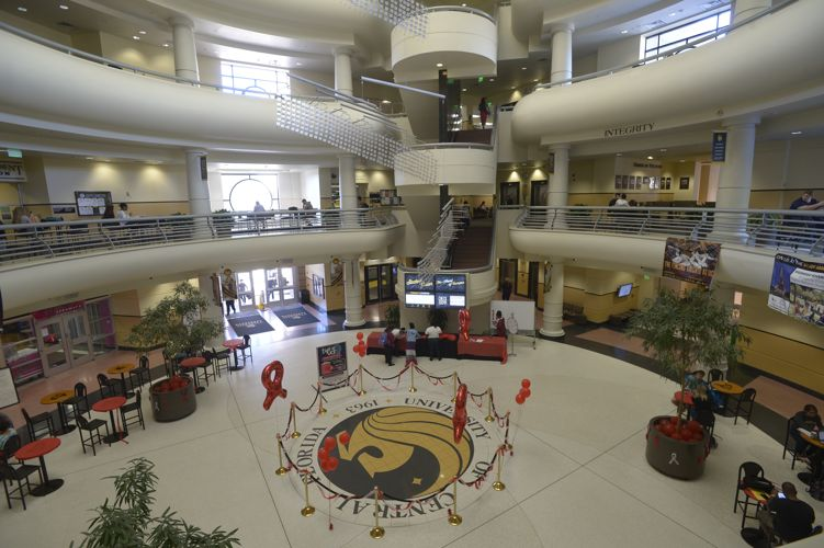 Центральный холл University of Central Florida