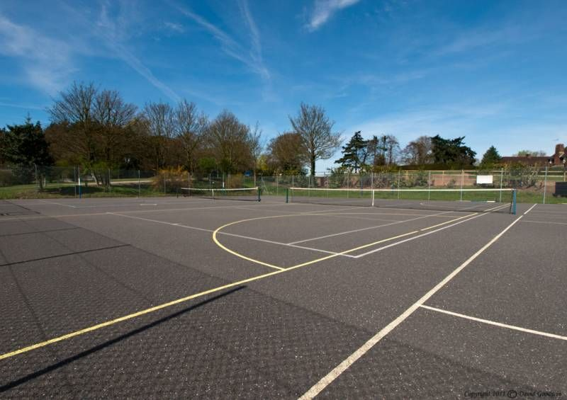 Спортивная площадка в Royal Hospital School
