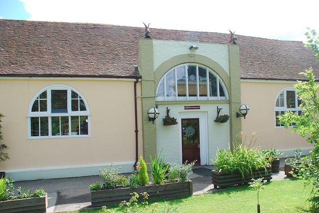 Резиденция в Buckswood School