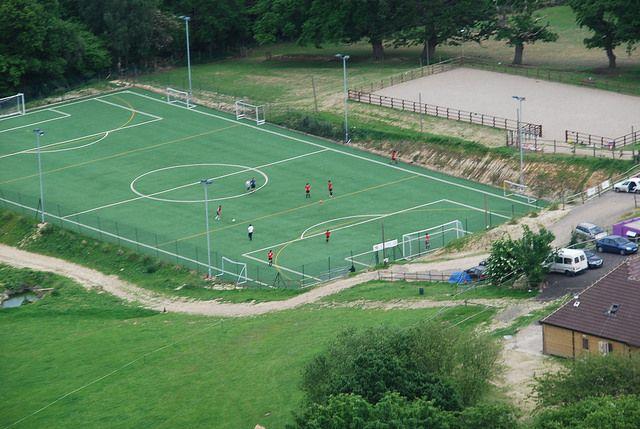 Спортивные площадки Buckswood School