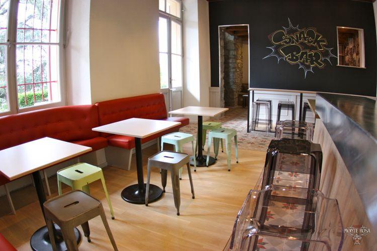 Снек-бар при Institut Monte Rosa