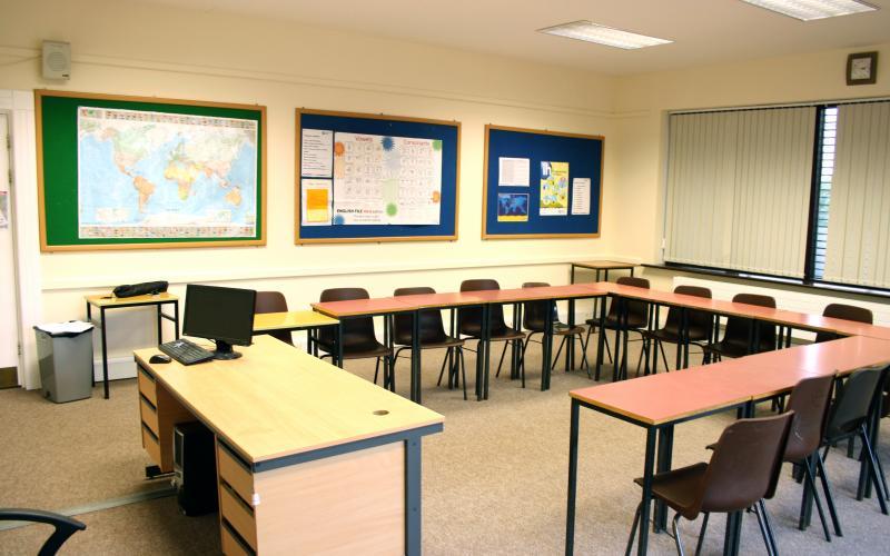 Аудитория Sutton Park School