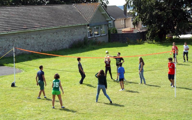 Спортивные занятия в Sutton Park School