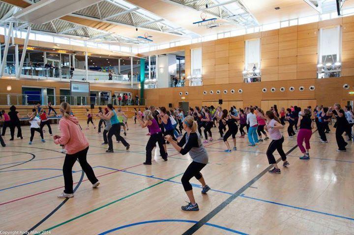 Спортивные занятия в Cobham International School