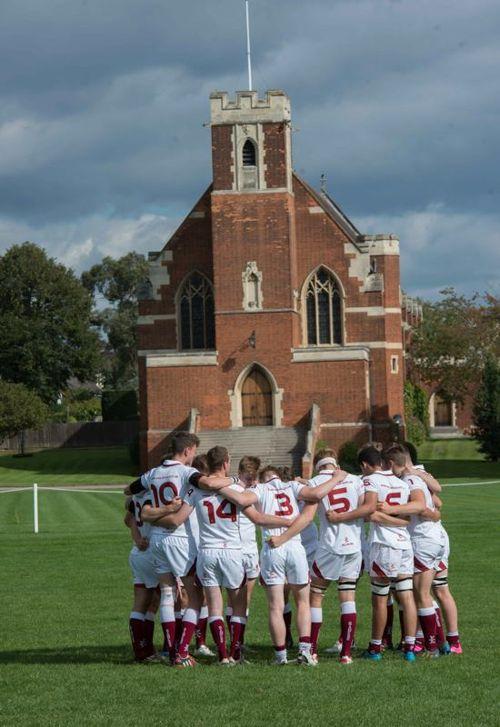 Соревнования по регби в Bedford School