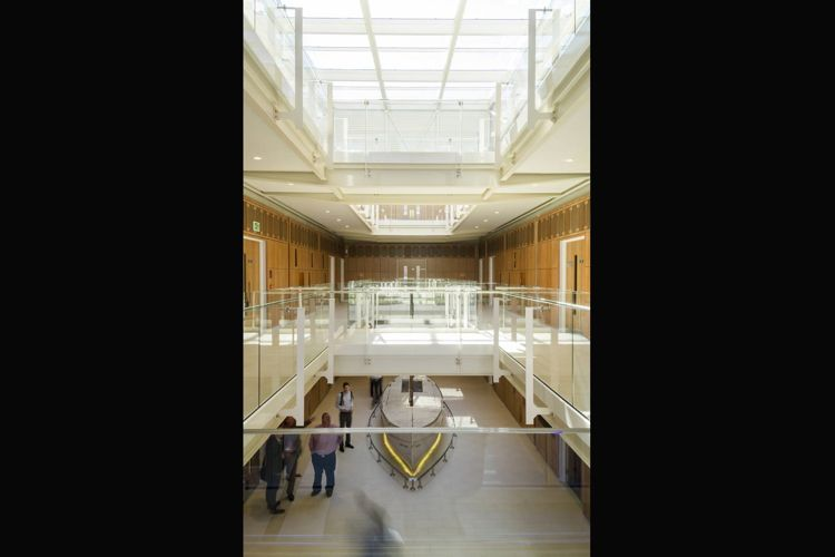 холл Dulwich College