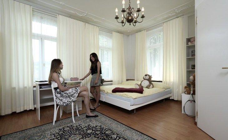 Комната для девочек в Institute Rosenberg