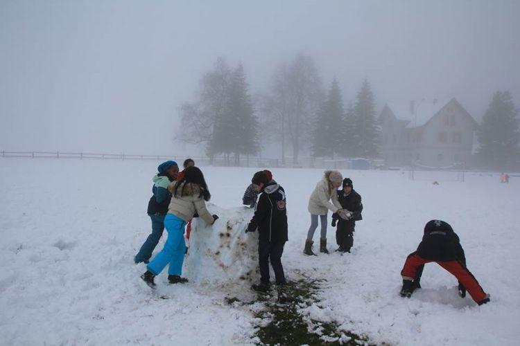 Зимний отдых в Institut Montana