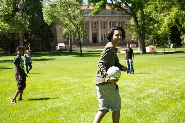 Спортивные игры Colorado State University