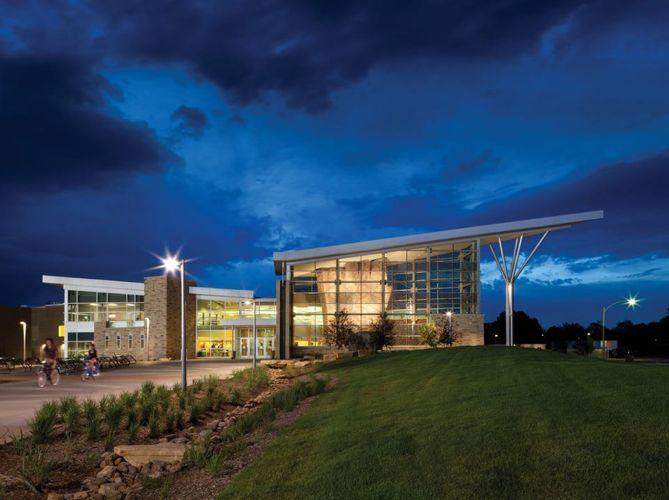 Главный вид  Colorado State University
