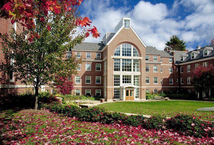 Главный вид University of New Hampshire