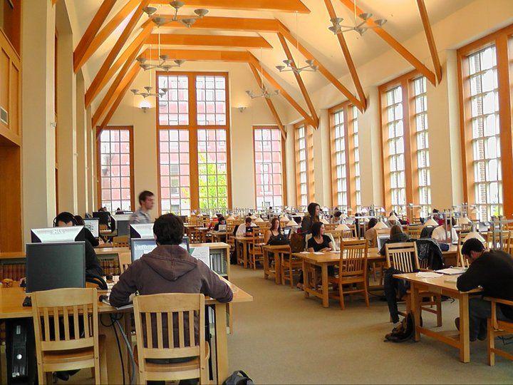Крмпьтерный класс University of New Hampshire