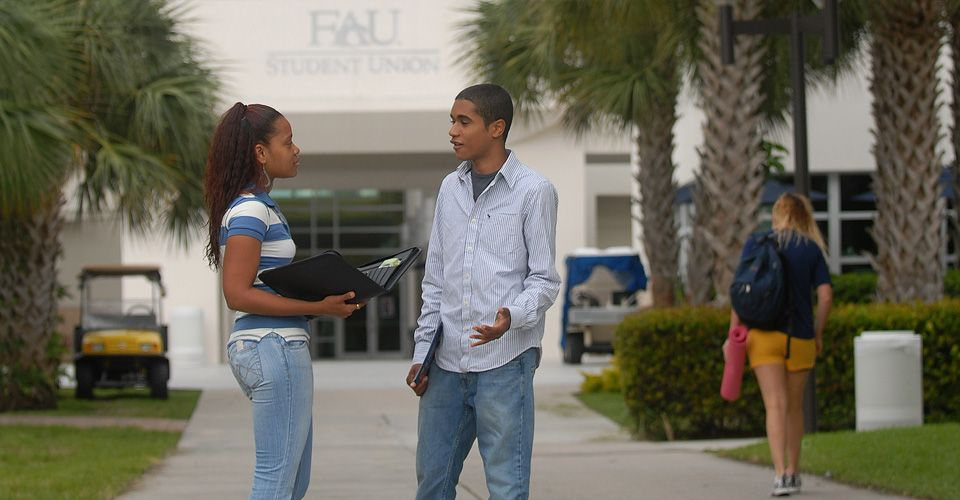 Студенты Florida Atlantic University