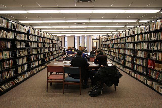 Библиотека Pace University