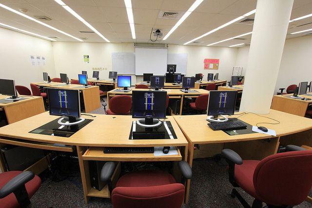 Компьютерный класс Pace University