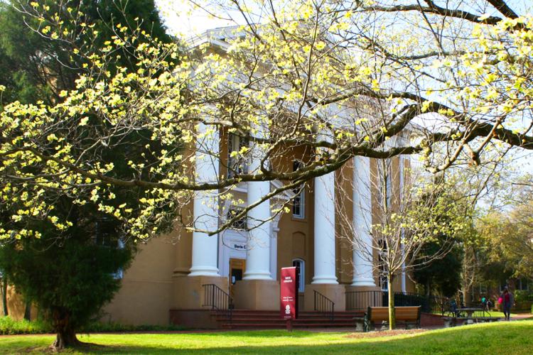 Корпус University of South Carolina