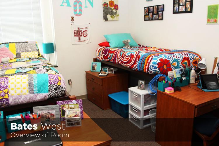 Студенческая комната University of South Carolina