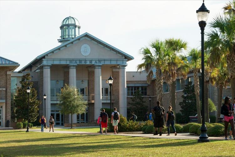 Кампус University of South Carolina