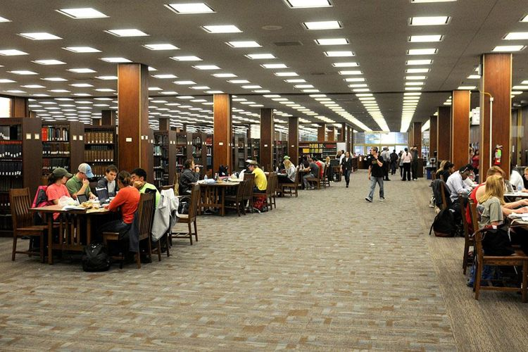Библиотека University of South Carolina