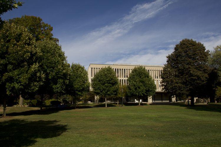 Сад Merrimack College