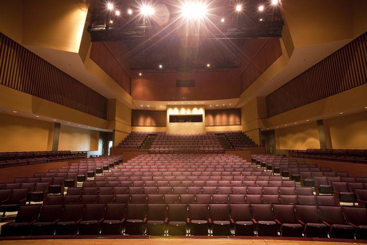 Концертный зал Merrimack College