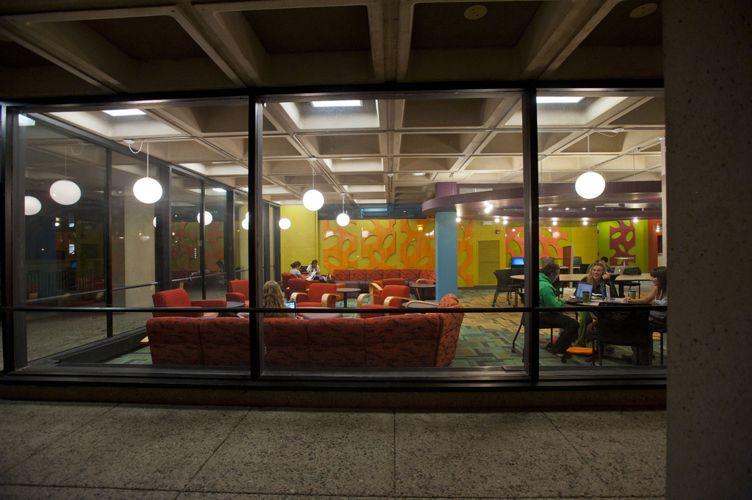 Кафе Merrimack College