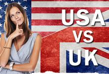 Обучение в США или Англии