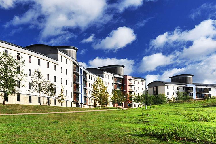 Кампус University of East Anglia
