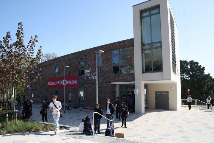 Главный вид University of Exeter